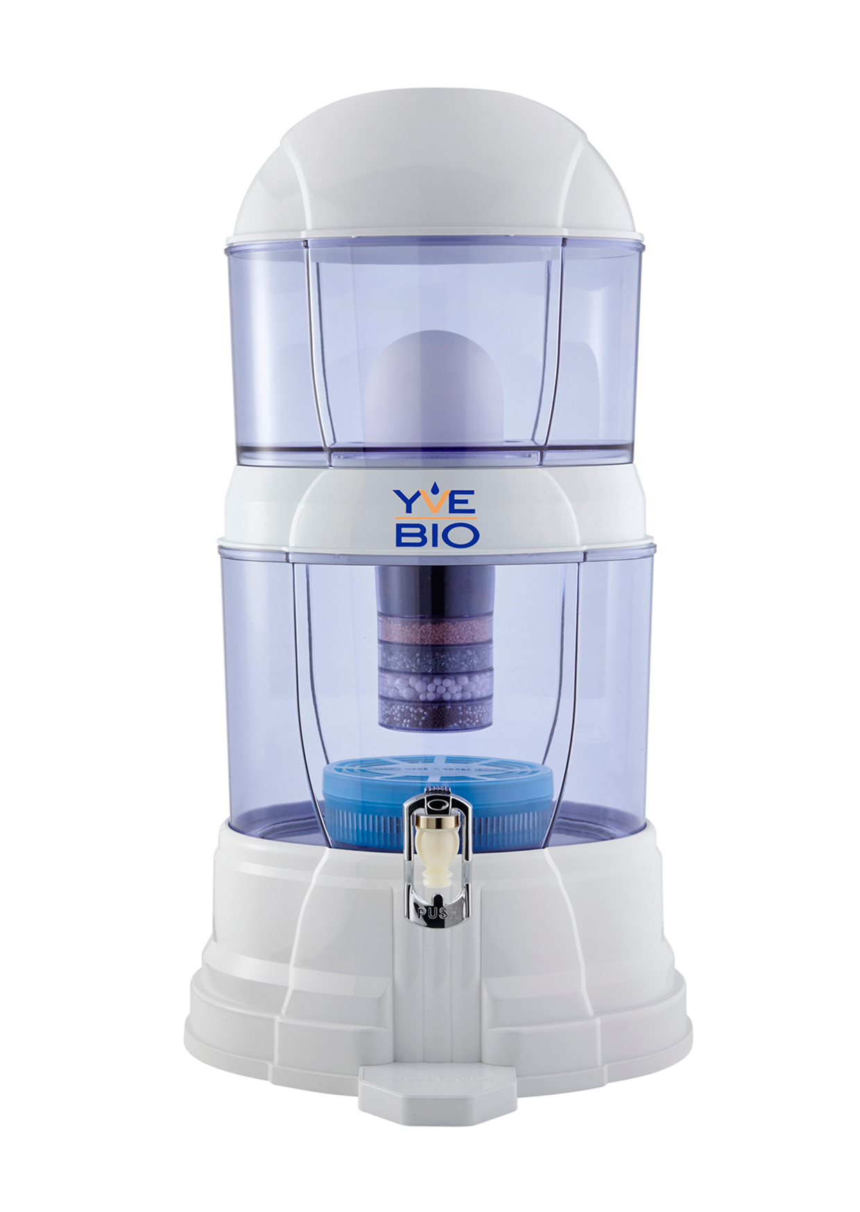 YVE-BIO Filtersystem Premium Oval