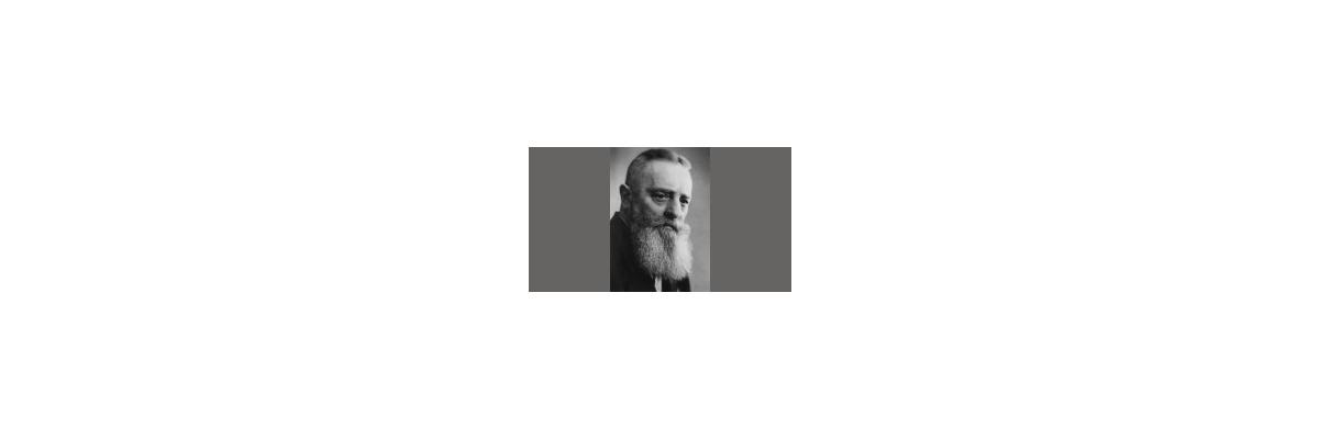Viktor Schauberger, der Finder der hexagonalen Wirkung  - hexagonalen Wirkung