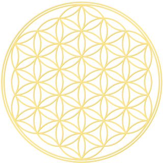 Flower of Life, 8 pieces