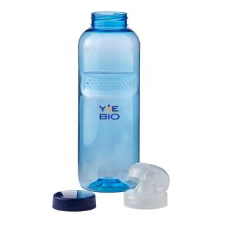Tritanflasche 500 ml mit Sportdeckel Wasserfilter und Trinkwasserfilter von yve-bio.com